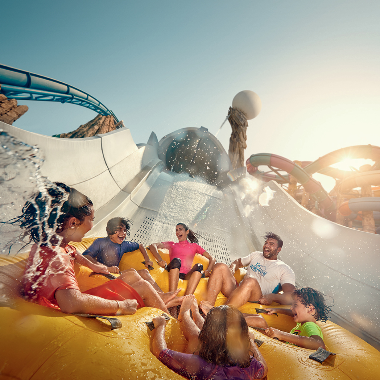 Yas WaterWorld Abu Dhabi, , large